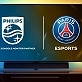 Paris Saint-Germain esports приветства Philips monitors